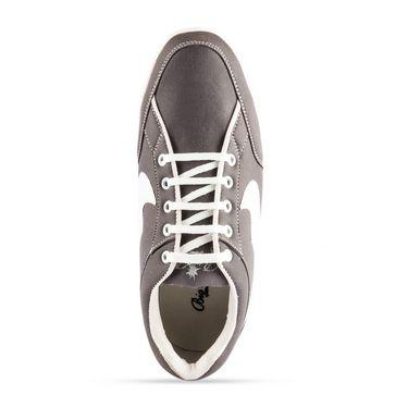 Kohinoor Footwears Canvas Casual Shoes CS02_GrayWhite