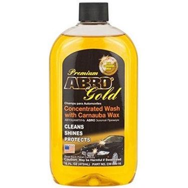 Abro CW-990-16 Premium Gold Car Wash (472 ml)