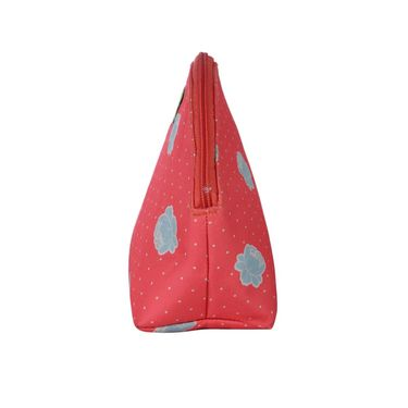 Be For Bag Canvas Cosmetic Pouch Orange -Cameron