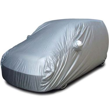 Tata Venture Car Body Cover - Silver
