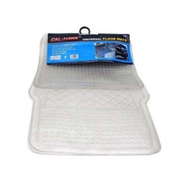 Combo of Universal Rubber Mat + Transparent Mat