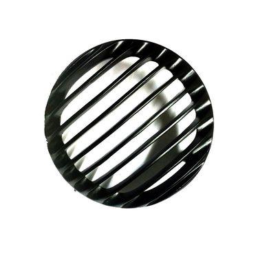 Combo Heavy Metal Headlight Grill plus Indicator Grill set plus Tail Light Grill For Bajaj Avenger 220cc