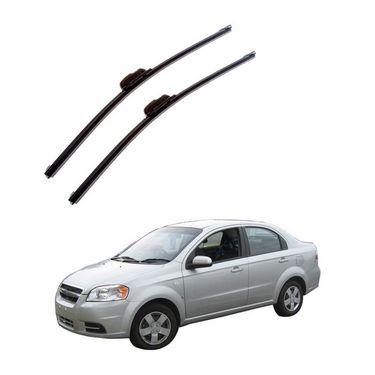 Autofurnish Frameless Wiper Blades for Chevrolet Aveo (D)22