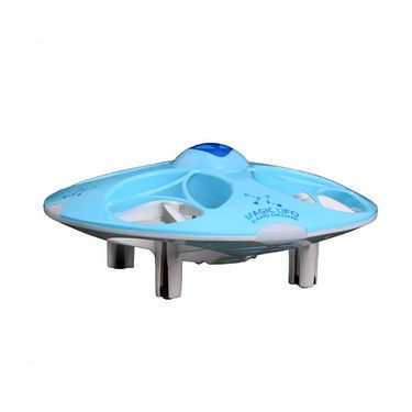 4 Ch RC Magic UFO with LED Lights - Blue
