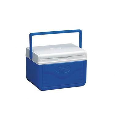 Coleman Fliplid Cooler 5 QT/4.7 Liters - Blue & White