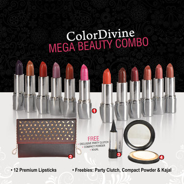 Colordivine Mega Beauty Combo