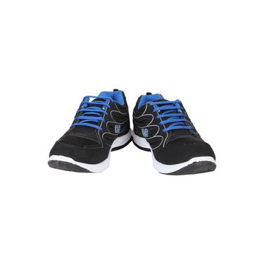 Columbus Mesh Sports Shoes Columbus Tab-2005 -Black & Blue