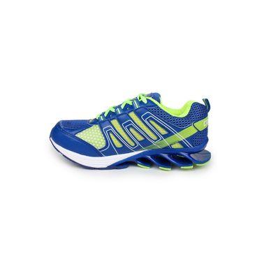 Columbus Blue & Green Sports Shoe C05