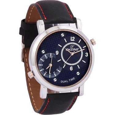Combo of Dezine 2 Analog Watches + 1 Aviator Sunglasses_DZ-CMB114