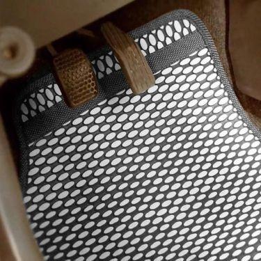 AutoStark Grey Eclipse Odourless Car Floor/Foot Mats 5 Pcs Set