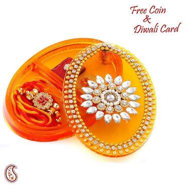 Cute Ganesha Style Diwali Gift Box combo- HPR106