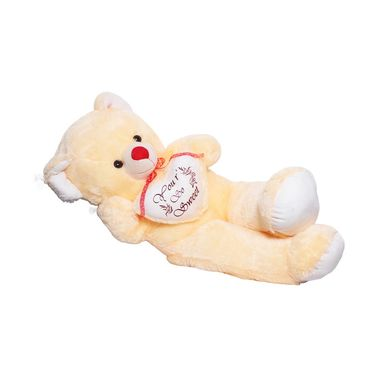 Special Huggable Teddybear 5 Feet - Cream