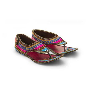 Branded Womens Sandal Multicolor -MO321