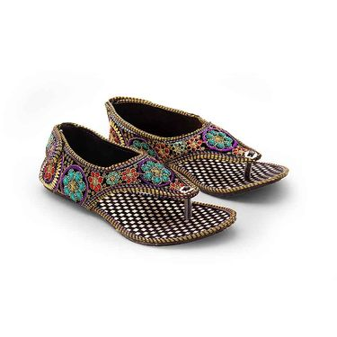 Branded Womens Sandal Multicolor -MO323