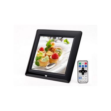 XElectron 800PS 8-inch Digital Photo Frame - Black