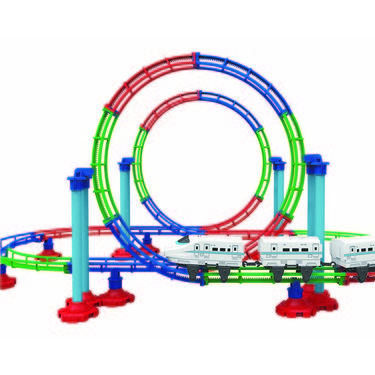 Mitashi Dash Roller Coaster Bullet Train - M