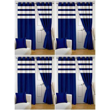 Storyathome Set 8 Door curtain-7 feet-DTZ_4-1011