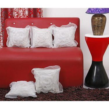 Set of 5 Dekor World Design Cushion Cover-DWCC-12-110