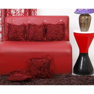 Set of 5 Dekor World Design Cushion Cover-DWCC-12-117