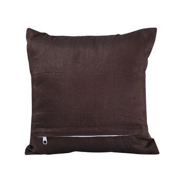 Dekor World Leaf Pattern Cushions Cover (Pack of 5)-DWCC-12-138-5
