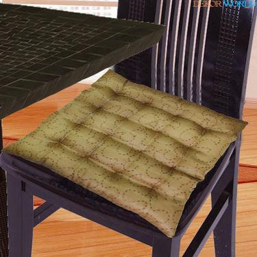 Dekor World Squence Chair Pad-DWCP-016