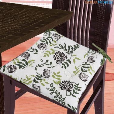 Dekor World Cotton Printed Chair Pad-DWCP-045