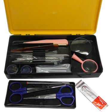 Delhi Haat 18 pieces Student Dissection Box