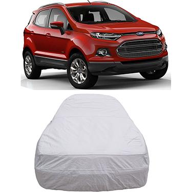 Digitru Car Body Cover for Ford ecoSport - Silver