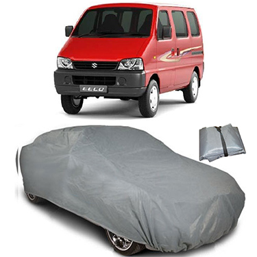 Digitru Car Body Cover for Maruti Suzuki Eeco - Dark Grey