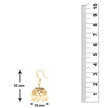 Branded Gold Plated Artificial Earrings_Er2106111g