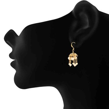 Branded Gold Plated Artificial Earrings_Er2106114g