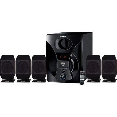 Envent ACE 5.1 Multimedia Wired Home Audio Speaker - Black
