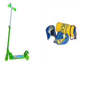 Facto Power Kids Special   1 (Junior Boxing Kit, Kids Scooter) available at Naaptol for Rs.225