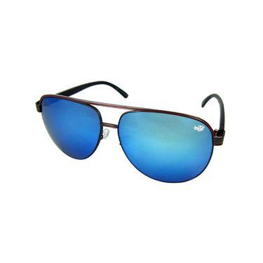 Flying Machine Aviator Sunglasses_fms103005 - Blue
