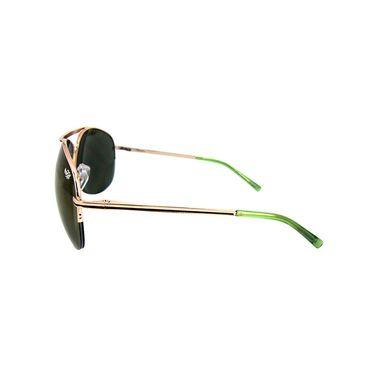 Flying Machine Aviator Sunglasses_fms106201 - Green