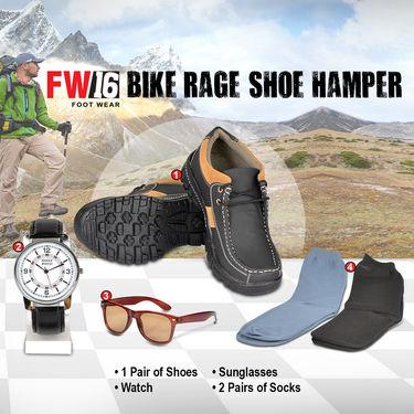 Biker Rage Shoes Hamper