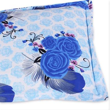 Storyathome 100% Cotton Single Bedsheet with 1 Pillow Cover-FY1210