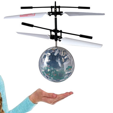 Remote Control Flying Disco Ball