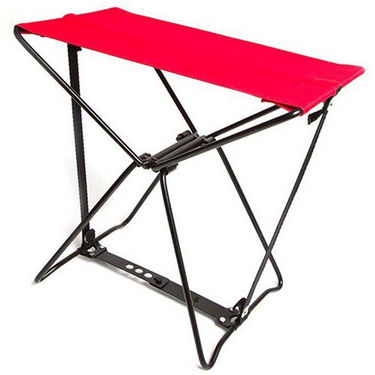 Kawachi Folding Pocket Chair - Red