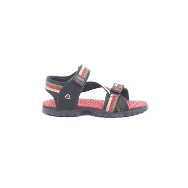 Branded Floater and Sandal for Men Gs-031-Red