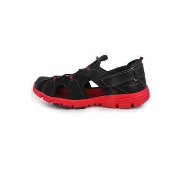 Branded Black Sandals - Gbs11