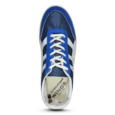 Globalite Mesh Casual Shoes GSC0349 -Blue White
