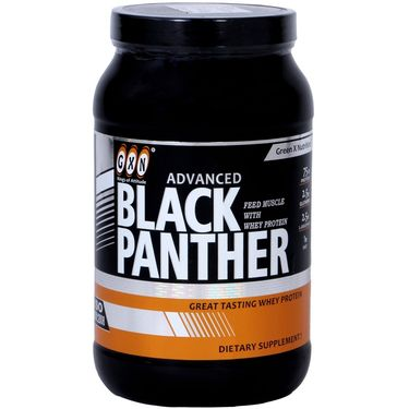 GXN Advance Black Panther 2 Lb (907grms) Butter scotch Flavor