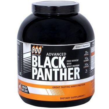 GXN Advance Black Panther 5 Lb (2.26kgs) Vanilla Flavor