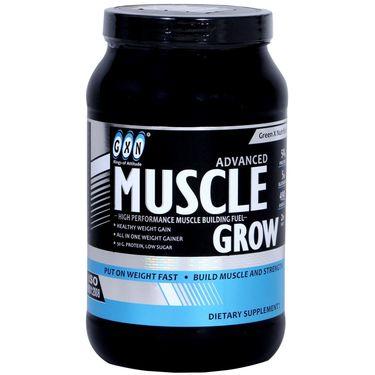 GXN Advance Muscle Grow 2 Lb (907grms) Vanilla Flavor