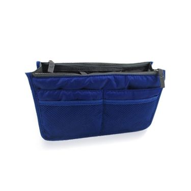 Branded Nylon Travel Organizer Ho_Navy Blue