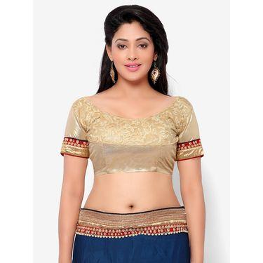Indian Women Crepe Jaquard Printed Saree -HT71007