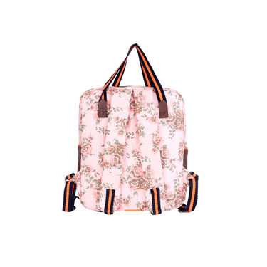 Be for Bag Canvas Backpack Pink -Harriet