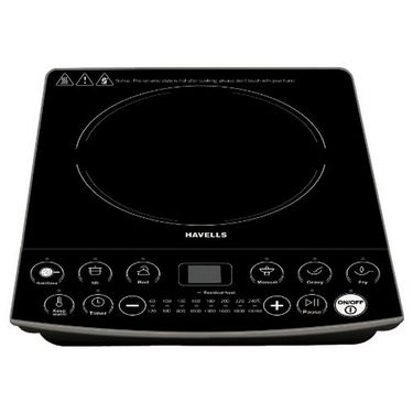 Havells Induction Cooktop_ I Cook 1900 W