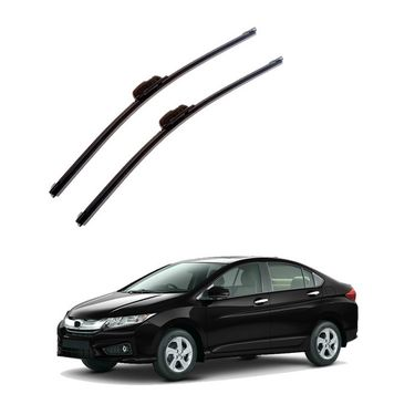 Autofurnish Frameless Wiper Blades for Honda City (D)20
